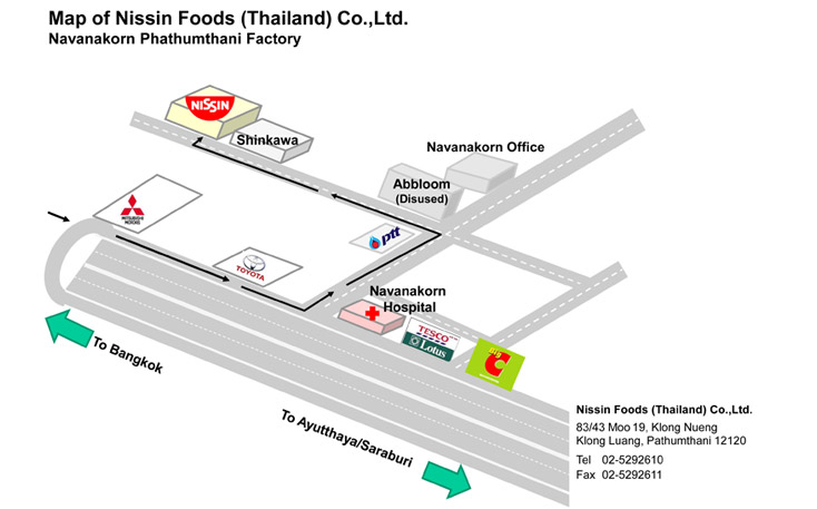 NISSIN THAILAND